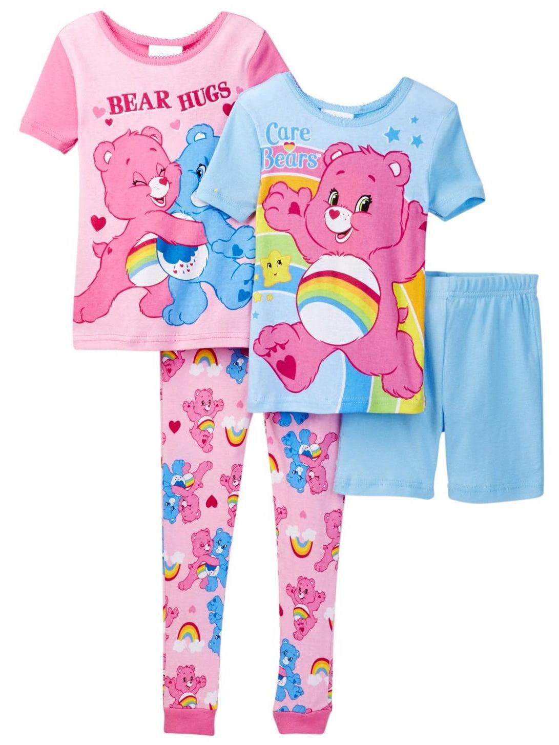 Toddler Girls' 4pc Cotton Set