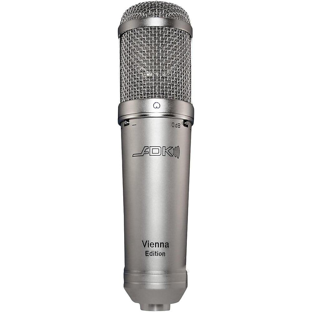 ADK Microphones Vienna Mk8 Cardioid Condenser Microphone by ADK Microphones
