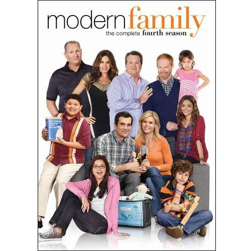 Modern Family: The Complete Fourth Season (Widescreen)