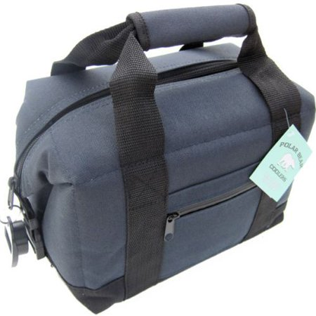 - Polar Bear Coolers 6 Pack Soft Cooler