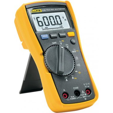 Fluke 115/EFSP Digital Multimeter with True