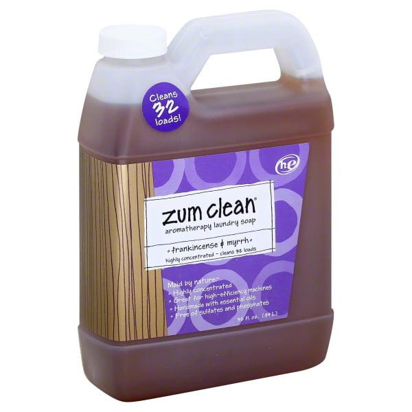 Indigo Wild Zum Clean Laundry Soap Frankincense And Myrrh