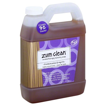 Indigo Wild Zum Clean Laundry Soap Frankincense And Myrrh