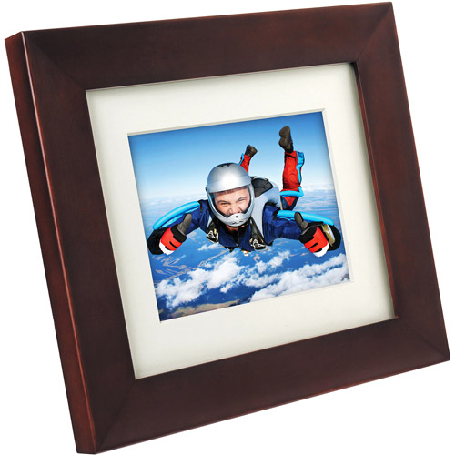 "Philips 8"" Home Decor  Digital Picture Frame"