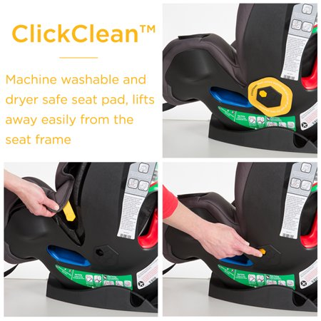 Safety 1 UltraMax Air 360 4 In Convertible Car Seat
