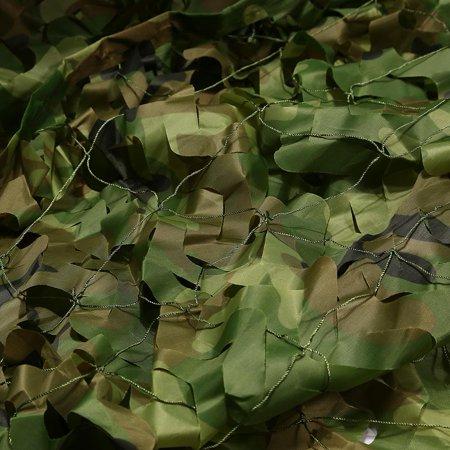 Herwey 2 x 3 mètres Camouflage Net Militaire Chasse Tir Tir Masquer Armée Camo Filet - image 3 de 8