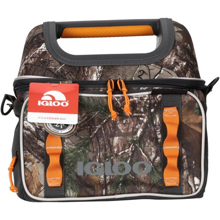 Igloo Realtree Hard Top 22-Can Gripper Cooler (Screw Top Cooler)