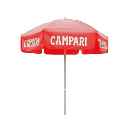 Destinationgear 6 Campari Vinyl Umbrella Patio Pole