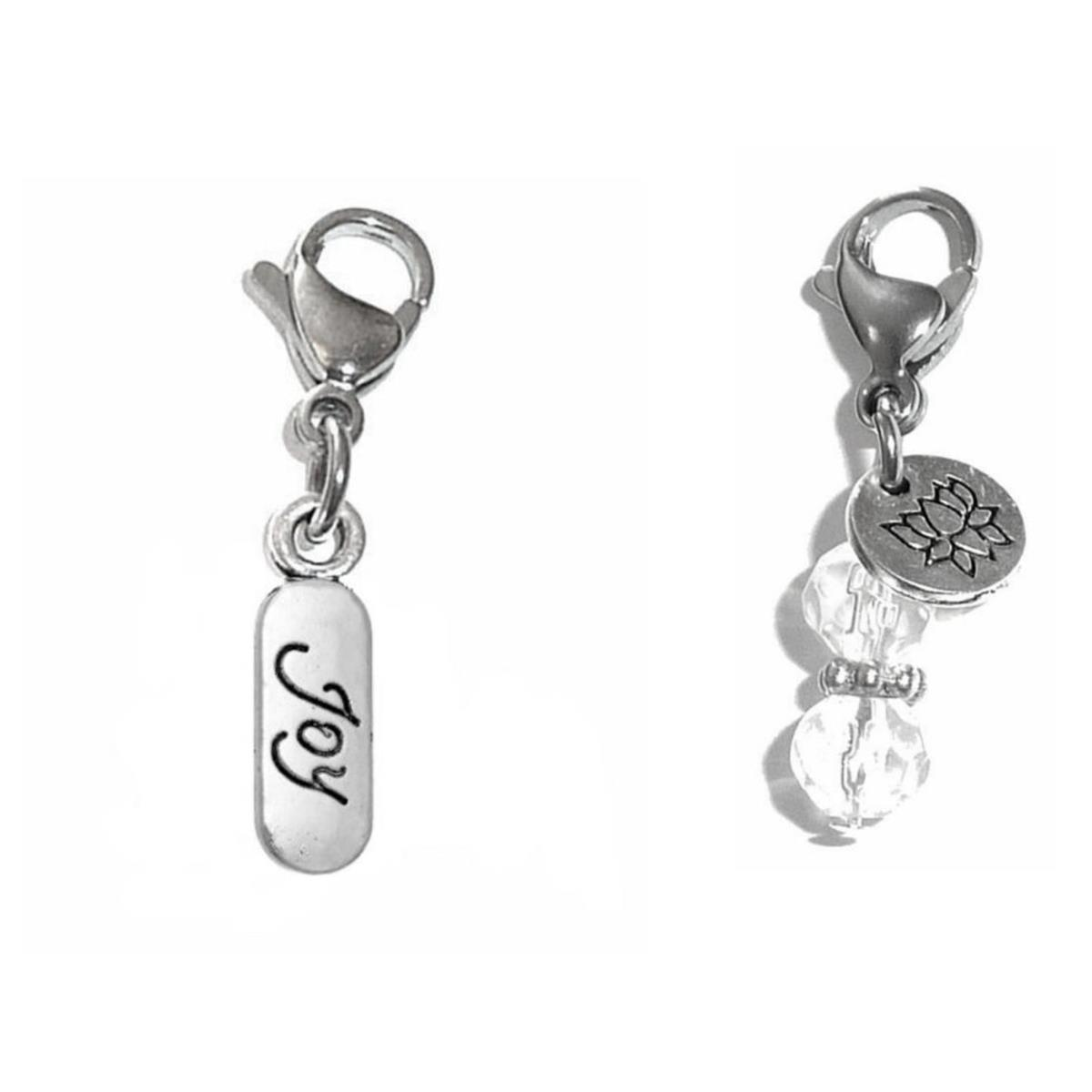 Zipper Charm Clip on Charm I Love Winter,Backpack Charm I Love Winter Zipper Charm,Zipper Pull Purse Charm Clip On Charms,Lobster Claw Charm for Link Bracelets and Necklaces