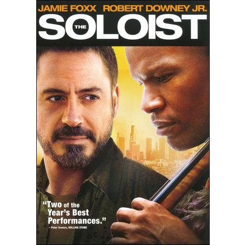 The Soloist (Widescreen)