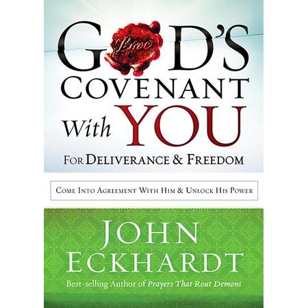 Gods Covenant With You For Deliverance   Freedom  Come Into Agreement With Him   Unlock His Power