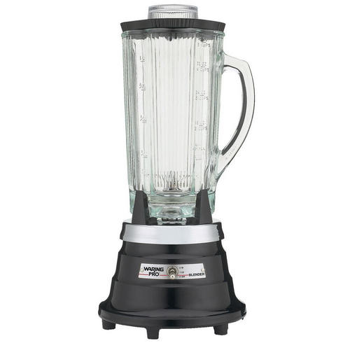 Waring PBB209 Professional Food and Beverage Blender, Ebony (Refurbished)