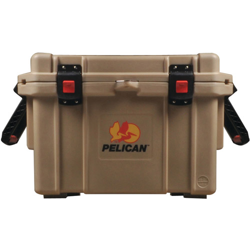 Pelican Pelican Pro Gear 95 qt Elite Cooler, Tan