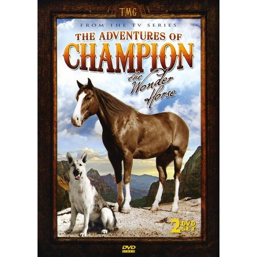 Adventures of Champion (1955-56) [DVD]