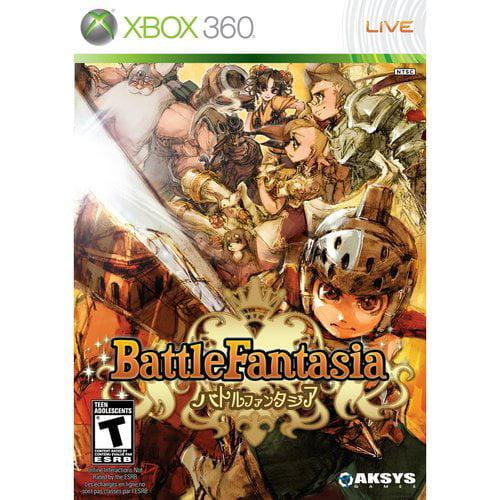 Image of Battle Fantasia (Xbox 360)