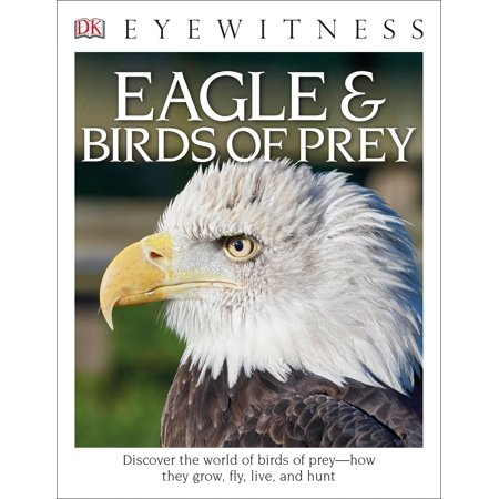 DK Eyewitness Books: Eagle and Birds of Prey : Discover the World of Birds of Prey How They Grow, Fly, Live, and Hunt