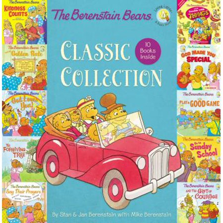 - Berenstain Bears/Living Lights: The Berenstain Bears Classic Collection (Paperback)