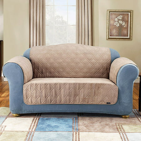sure fit suede pet throw sofa couch cover. Black Bedroom Furniture Sets. Home Design Ideas