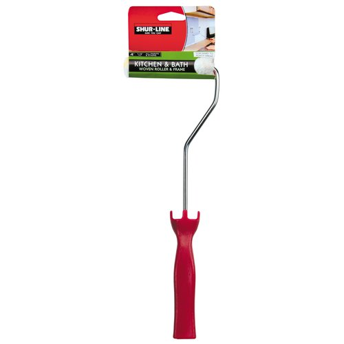 "Shur-Line 4"" Kitchen and Bath Mini Roller"