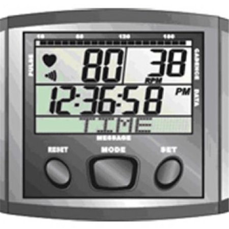 Multisports UGCM Universal Group Cycle Monitor - 2.4Ghz Wireless Console (Cycle Electronics)