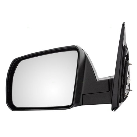1990 Toyota Pickup Mirror (Drivers Power Side View Chrome Specialty Mirror Replacement for Toyota Pickup Truck SUV 87940-0C203 )