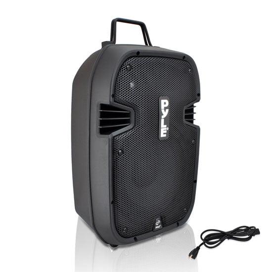 Pyle 400 Watts 8'' Powered 2 Way Plastic Molded Speaker S...