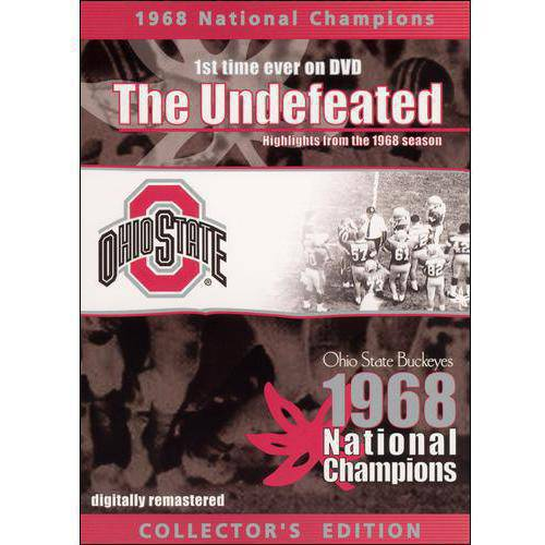 1968 National Champions: The Undefeated - OSU Highlights (Collector's Edition) (COLLECTORS)