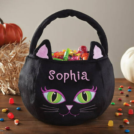 Personalized Halloween Baskets Only $12.99