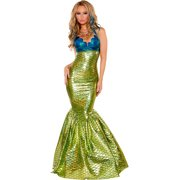 Adult Sirena The Mermaid Sexy Costume