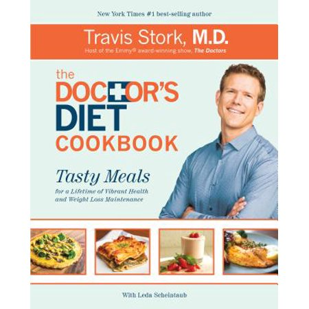 The Doctor's Diet Cookbook : Tasty Meals for a Lifetime of Vibrant Health and Weight Loss (My 600 Lb Life Dr Nowzaradan Diet)