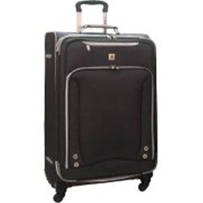 "Luggage America AF-8926-BK Olympia 26"" Skyhawk Expandable Vertical Rolling Case"