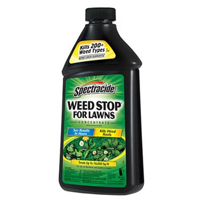 32 oz Weed Stop for Lawns, Weed Killer Concentrate