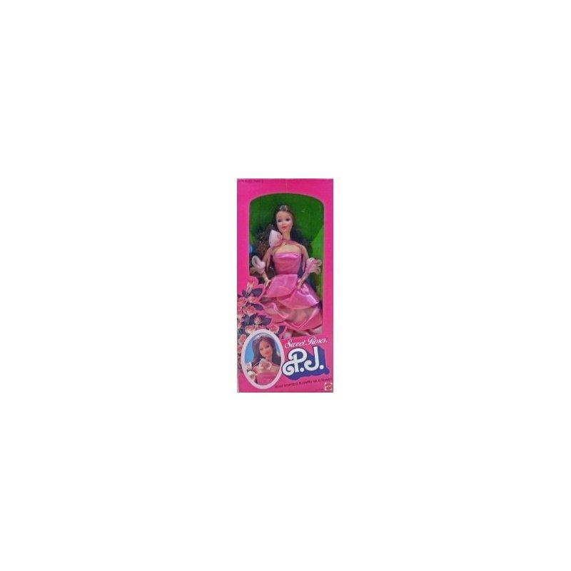 Sweet Roses P.J. Barbie Doll 1983 Mattel by