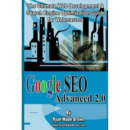 Google Seo Advanced 2 0 Black   White Version