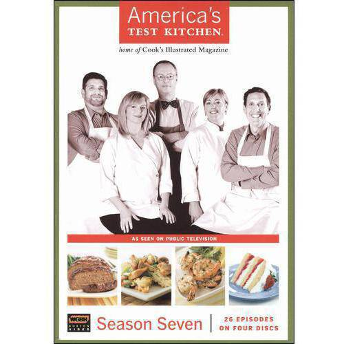 America's Test Kitchen: The Complete 7th Season (Full Frame)