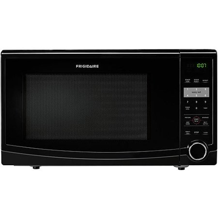 Frigidaire 1 Cu Ft 1100w Countertop Microwave Oven Black