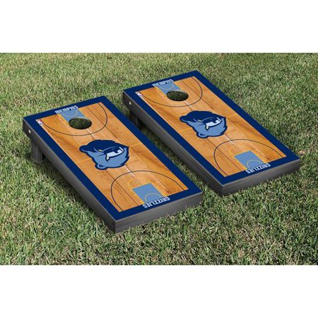 Victory Tailgate NBA Basketball Court Version Cornhole Game Set
