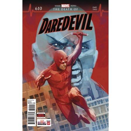 - Marvel Daredevil #610