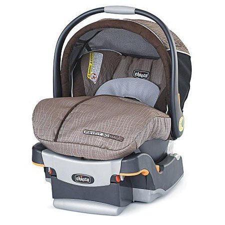 Chicco KeyFit 30 Magic Infant Baby Rear Facing Car Seat Base Rattania