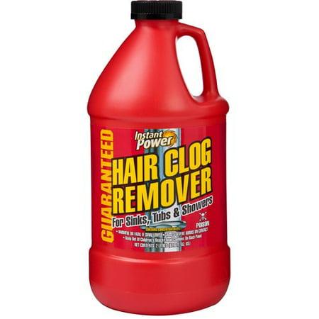 Instant Power Hair Clog Remover 67 Oz Walmart Com