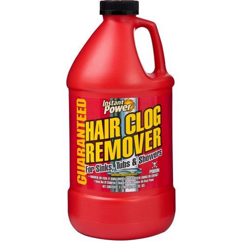 Instant Power Hair Clog Remover Oz Walmartcom - Best drano for bathroom sink
