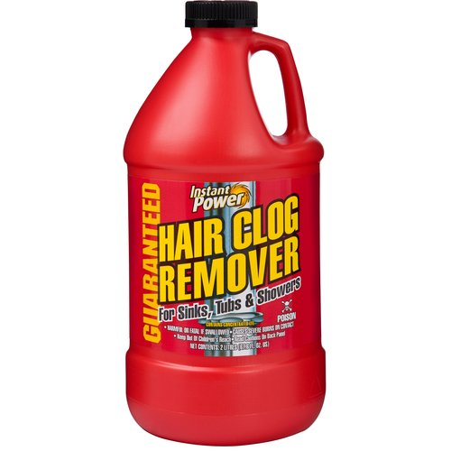 Instant Power Hair Clog Remover, 67 Oz