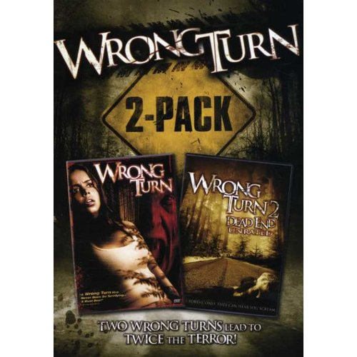 Wrong Turn (Special Edition) / Wrong Turn 2: Dead End