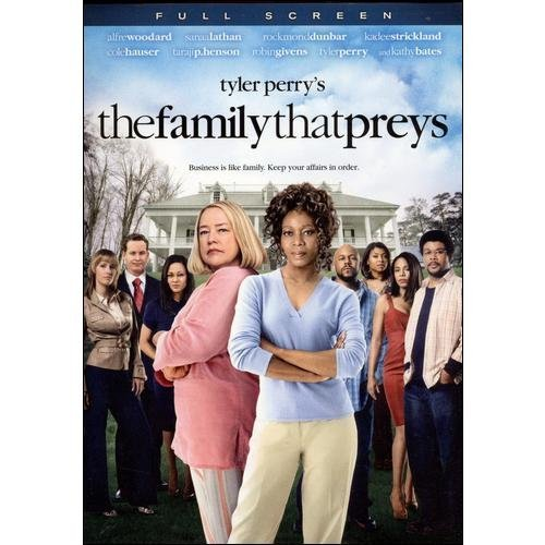 Tyler Perry's The Family That Preys (With INSTAWATCH) (Full Frame)