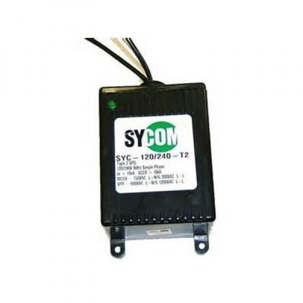 Sycom Whole House Hardwire Surge Protector