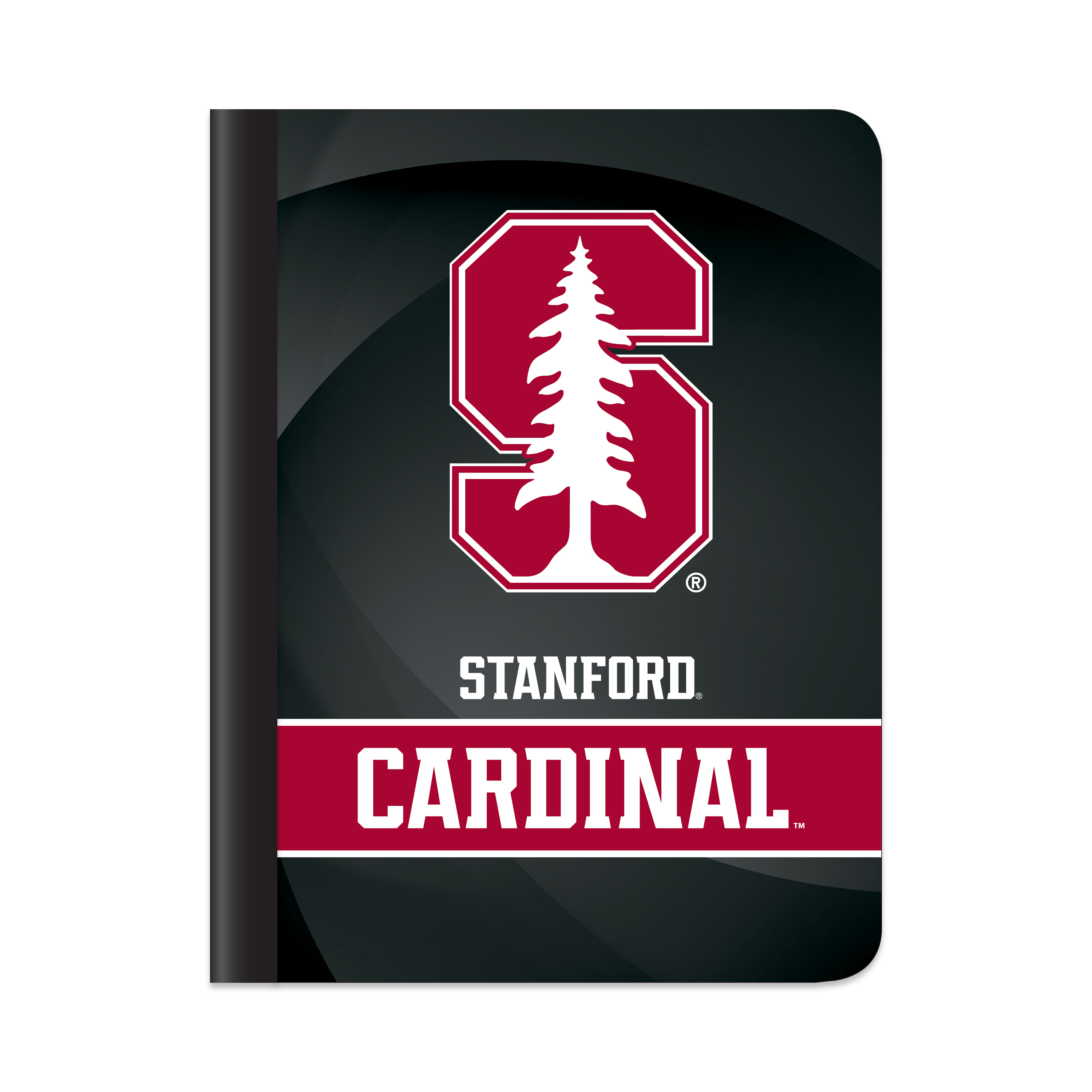"NCAA Stanford Cardinals Composition Book, 7.5"" by 9.75"", 100 Sheets, College Rule"