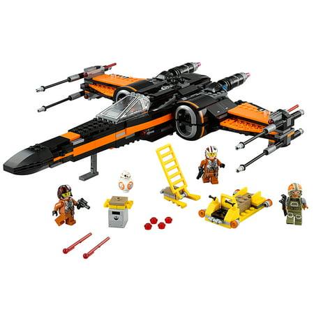 Lego Star Wars Tm Poe S X Wing Fighter 75102 Walmart Com