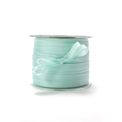 "Scrapbooking Grosgrain Ribbon 3/8 Inch ""Light Blue"" (5 Yards)"