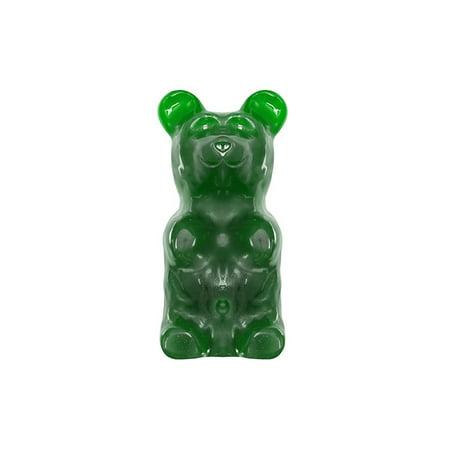 World's Largest Gummy Bear, Approx 5-pounds Giant Gummy Bear - Sour