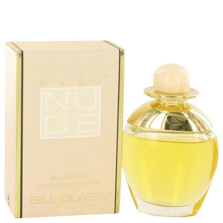 NUDE by Bill Blass - Women - Eau De Cologne Spray 3.4 oz ()